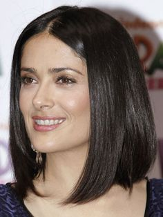 We sifted through over 80 years' worth of bobs, bangs, bed-head, and beehives to find the best celebrity hairstyles that look as glorious now as they did then. Classic Hairstyles, Celebrity Hairstyles, Bob Hairstyles, Beautiful Hairstyles, Hairdos, Salma Hayek Hair, Salma Hayek Style, Demi Lovato Legs, Long Bob Haircuts