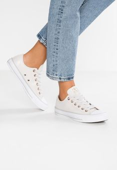 3ab14f6b6cfb3 CHUCK TAYLOR ALL STAR - Sneakers laag - pale putty white mouse   Zalando.nl  🛒