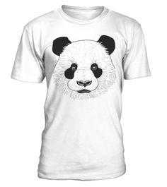 Panda Art  Funny Panda T-shirt, Best Panda T-shirt