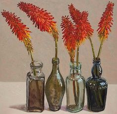 Lucy Culliton Red Hot Poker
