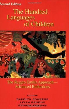Hundred Languages of Children: The Reggio Emilia Approach to Early Childhood Education, http://www.amazon.com/dp/156750311X/ref=cm_sw_r_pi_awdm_jC-ctb02FYKDY