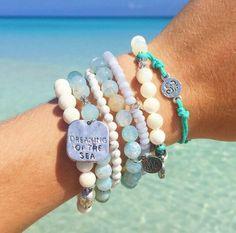 Fay with love bracelets