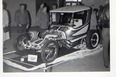 Old Hot Rods, Movie Cars, Retro Futuristic, Big Daddy, Show Photos, Car Show, Custom Cars, Shots, Indoor