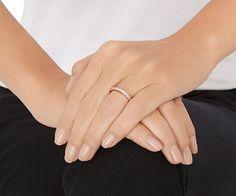 LOVE. Vittore Ring from #Swarovski