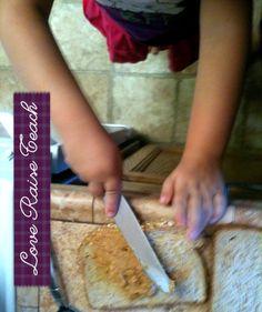 Practical life skills for kids