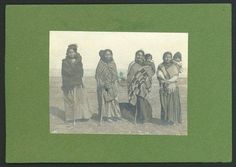 SICANGU WOMEN AND CHILDREN , 1900