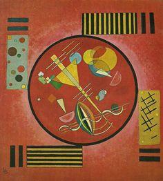 'Pauderei', by Wassily Kandinsky, 1926