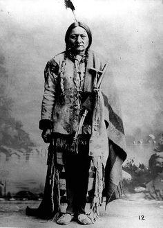 Sitting Bull - Hunkpapa / Sioux (Lakota)