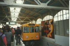 U1-U15 Eroeffnung Warschauer Strasse 14.10.1995 Bahn Berlin, Metro Subway, S Bahn, Public, Pictures, Brandenburg