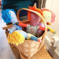 dolls - by Stig Lindholm
