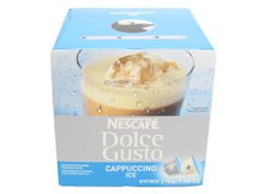 Dolce Gusto Cappuccino Ice Capsules For The Dolce Gusto Machine By Nescafe