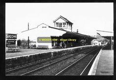 rp118 - Sandown Railway Station , Isle of Wight - photo 6x4   eBay