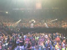 view from stage - Google Search