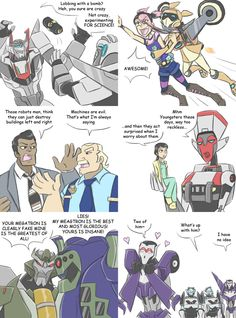 This.my two favorite transformers shows...*tear of joy rolls down face*