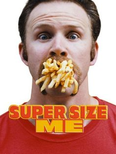 Super Size Me Amazon Instant Video ~ Morgan Spurlock. For anyone who still crave fast food- watch this. It's an instant cure for your ff craving.