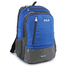 18707d195b34 Fila Duel Tablet and Laptop Backpack Blue (Blue)  fashion  clothing  shoes  · Laptop ComputersOnline BagsLaptop BackpackBackpack BagsDiaper ...