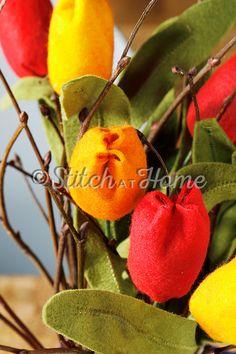 Tulpen | editie 73-2021 Fruit, Tulips, Craft Work