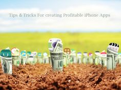 Ten useful Tips & Tricks Creating Profitable Iphone Apps