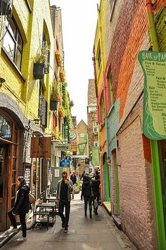 #nealsyard #london #uk #travel by: av: Haglund