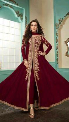 Party Wear Indian Dresses, Pakistani Fashion Party Wear, Dress Indian Style, Indian Fashion Dresses, Abaya Fashion, Muslim Fashion, Bollywood Fashion, Abaya Style, Fashion Muslimah