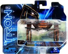 Tron Legacy Recognizer Diecast