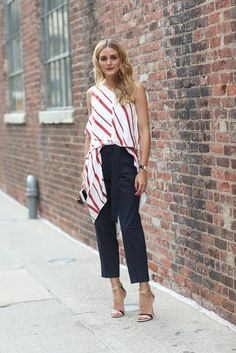 This styling hack already has a legion of fashion fans, and it's simple to re-create. Add a tunic or flowy ...