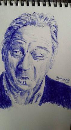 Robert De Niro by BHAnis