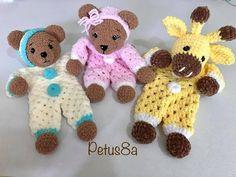 Crochet Lovey Free Pattern, Crochet Square Patterns, Hexagon Pattern, Easy Crochet Patterns, Amigurumi Patterns, Crochet Crafts, Yarn Crafts, Crochet Projects, Baby Snuggle Blanket