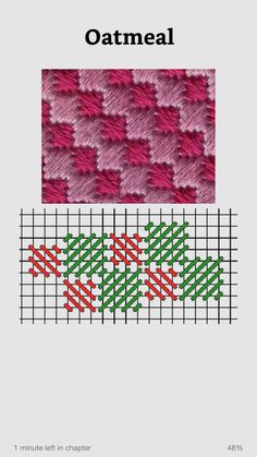 Jul 15, 2017 - This Pin was discovered by Diane Parent. Discover (and save!) your own Pins on Pinterest #colourcomplements #stitchdesign #stitchpattern