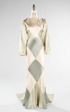 Evening dress, ca 1932, Jessie Franklin Turner, Metropolitan Museum of Art
