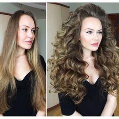 amazing curls!  love it