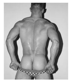 Model: Chris J. Marchant Photographer: Marco Ovando   @eroticcomag on Instagram