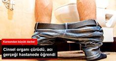 Cinsel Organı Çürüyen Adamın İç Çamaşırından Zehirli Madde Çıktı   Devriye Haber
