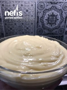 Pastry Cream (You Will Not Try Another Recipe) - Delicious Recipes , Pudding Frosting, Homemade Beauty Products, Icing, Yummy Food, Delicious Recipes, Food And Drink, Cream, Desserts, Wordpress Theme