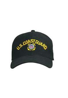 9a715c9373475 US Coast Guard Hat 1790 Blue Semper Paratus Embroidered Logo Cap ...