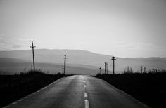 last road by Harald Roman on 500px