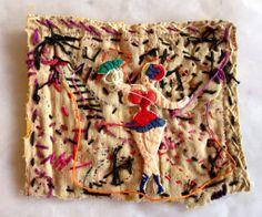 Marina Godoy / embroidery 2014