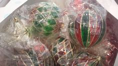 Ornaments for family tree Lowes