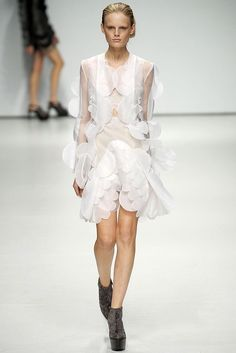 Christopher Kane - Spring 2009 Ready-to-Wear