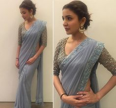 How to wear Saree neatly to look slim just the way Indian Bollywood Actresses do just perfectly for weddings and parties.