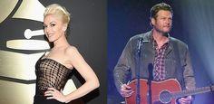 """Jurados do """"The Voice"""", Gwen Stefani e Blake Shelton estão namorando #Cantora, #Hoje, #Hollywood, #Musical, #Reality, #TheVoice http://popzone.tv/2015/11/jurados-do-the-voice-gwen-stefani-e-blake-shelton-estao-namorando/"""