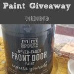 Paint the Front Door-A Modern Masters Giveaway!