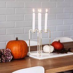 Halloween Celebration, Candelabra, Minimalist Design, Candle Holders, Candles, Traditional, Instagram Posts, Minimal Design, Candlesticks