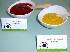 Funny!: Soccer - green, black & white / Birthday Harris Soccer 2nd Birthday | Catch My Party