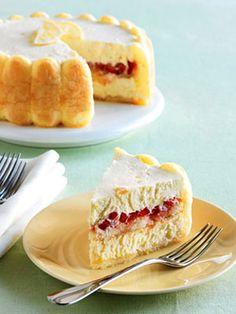 Lemon Desserts - Mother's Day:)