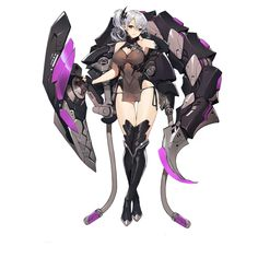 Fantasy Character Design, Character Design Inspiration, Character Concept, Character Art, Girls Characters, Female Characters, Anime Characters, Robot Concept Art, Armor Concept