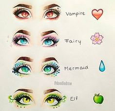 7 drawing tips for beginners is part of Eye drawing - 7 Drawing Tips for Beginners artReference Mermaid Drawing Eyes, Painting & Drawing, Drawings Of Eyes, Drawing Hair, Manga Drawing, Makeup Drawing, Sketch Drawing, Vampire Drawings, Realistic Eye Drawing