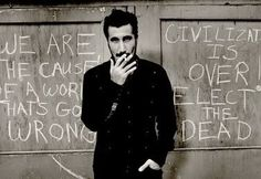 Serj Tankian Young | ... SERJ TANKIAN revealed information about some of the other projects he