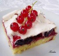 Dorty, řezy, dobroty - Recepty - Řezy, buchty na plech Polish Recipes, Polish Food, Cheesecake, Photograph Album, Cheese Cakes, Cheesecakes