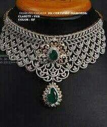 Saved by radha reddy garisa Saved by radha reddy garisa Indian Jewelry Earrings, India Jewelry, Jewelry Gifts, Jewelery, Silver Jewelry, Bridal Bangles, Bridal Jewelry Sets, Diamond Necklaces, Diamond Jewellery